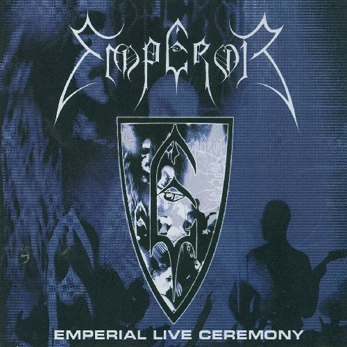 Emperor Emperial Live Ceremony Import Gbr 2 Lp