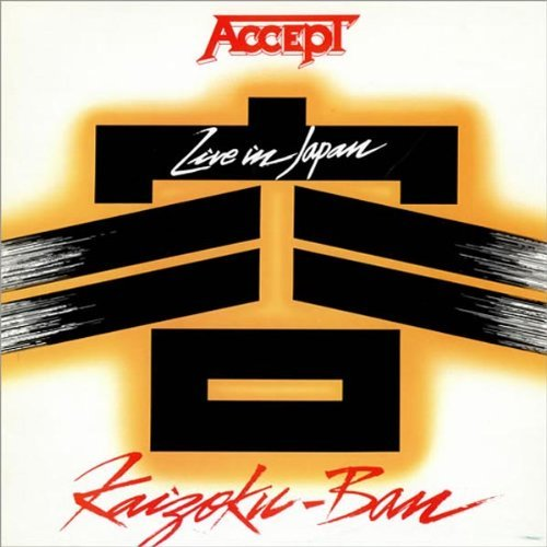 Accept Kaizoku Ban (live In Japan)