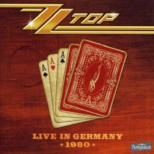 Zz Top Live In Germany 1980 Import Gbr Live In Germany 1980