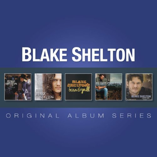 Blake Shelton Original Album Series 5 CD
