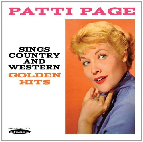 Patti Page Sings Country & Western Golden