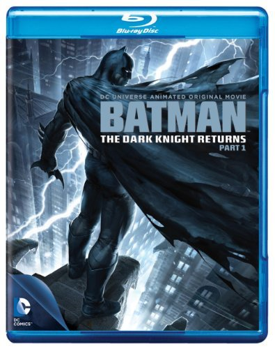 Dark Knight Returns Pt. 1 Batman Blu Ray Ws Pg13 Incl. DVD Uv