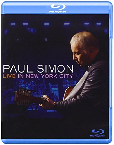 Paul Simon Paul Simon Live In New York Ci Nr