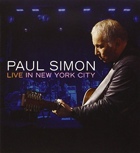 Paul Simon Live In New York City (2cd DVD 2 CD Incl. DVD