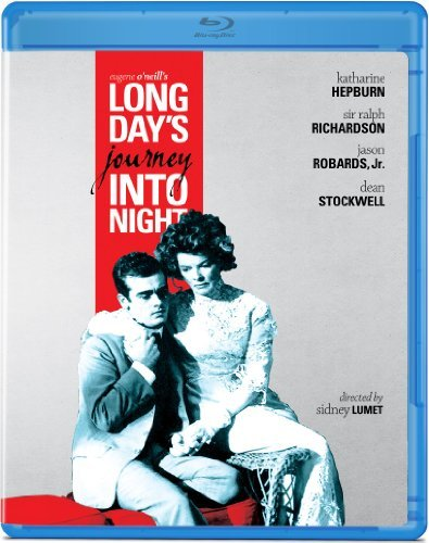 Long Day's Journey Into Night Hepburn Richardson Robards Blu Ray Bw Aws Nr