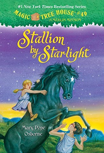 Mary Pope Osborne Stallion By Starlight