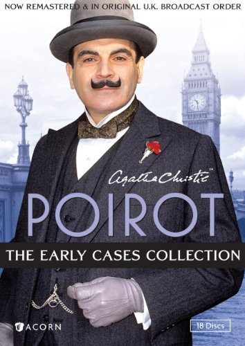 Agatha Christie's Poirot The Early Cases Suchet David Nr 18 DVD
