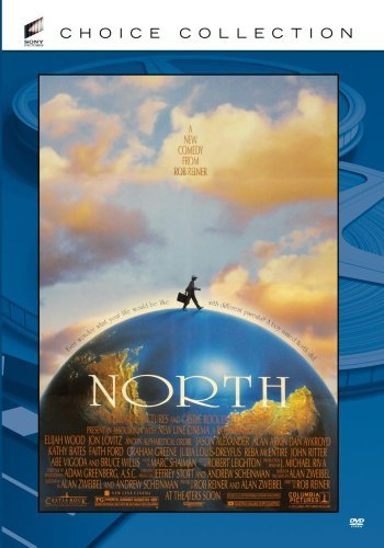 North (1994) Bates Lovitz Mcentire Made On Demand Pg