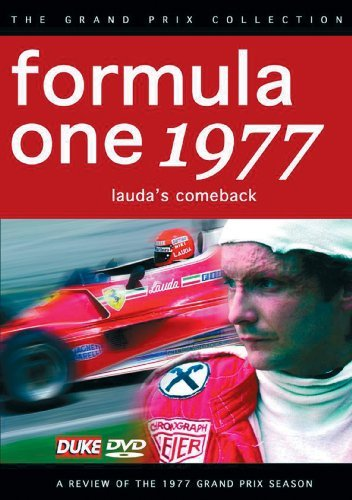 F1 Review F1 Review 1977 Lauda's Comebac Nr
