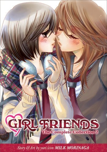 Milk Morinaga Girl Friends The Complete Collection 2