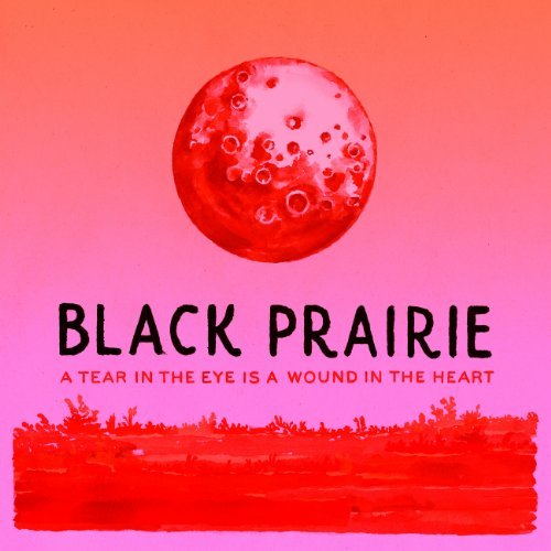 Black Prairie Tear In The Eye Is A Wound In