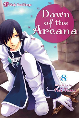 Rei Toma Dawn Of The Arcana Volume 8