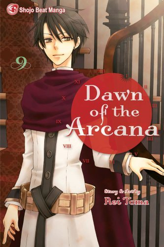 Rei Toma Dawn Of The Arcana Volume 9