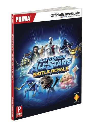 Off Base Productions Playstation All Stars Battle Royale