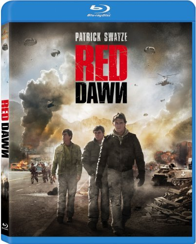 Red Dawn (1988) Swayze Sheen Stanton Blu Ray Ws Pg13