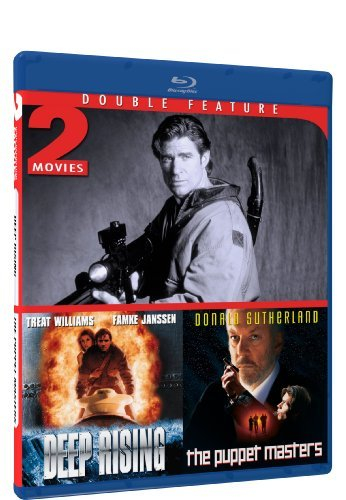 Deep Rising Puppet Masters Deep Rising Puppet Masters Blu Ray Ws R