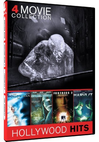 Hollow Man Hollow Man 2 Fortre Hollow Man Hollow Man 2 Fortre Ws R 2 DVD