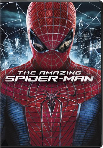 Amazing Spider Man (2012) Garfield Sheen Stone DVD Uv Pg13