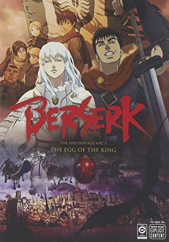 Berserk The Golden Age Arc 1 Berserk The Golden Age Arc 1 M