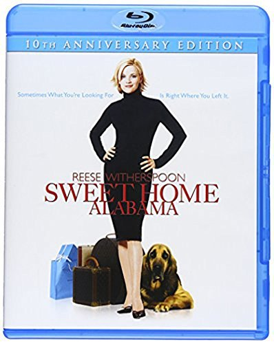 Sweet Home Alabama Witherspoon Lucas Dempsey Blu Ray Ws Witherspoon Lucas Dempsey