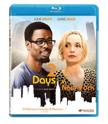 2 Days In New York Rock Delpy Blu Ray Ws R