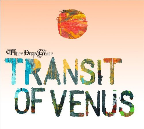 Three Days Grace Transit Of Venus Transit Of Venus
