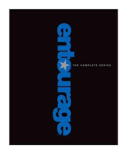Entourage Complete Series Blu Ray