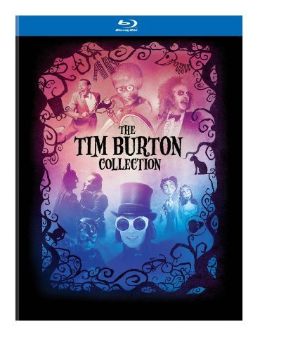 Tim Burton Collection Burton Tim Blu Ray Ws Nr 7 Br
