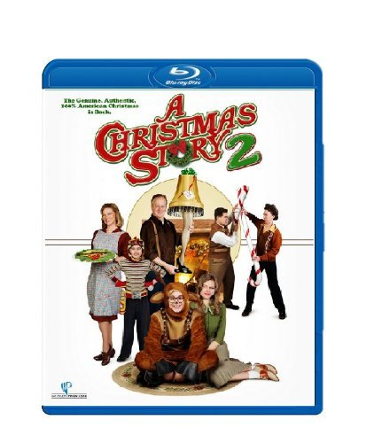 Christmas Story 2 Stern Lemasters Blu Ray Ws