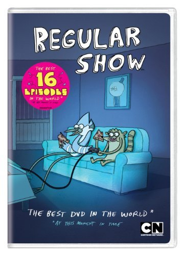 Regular Show Volume 2 Best DVD In The World At This Moment DVD Nr