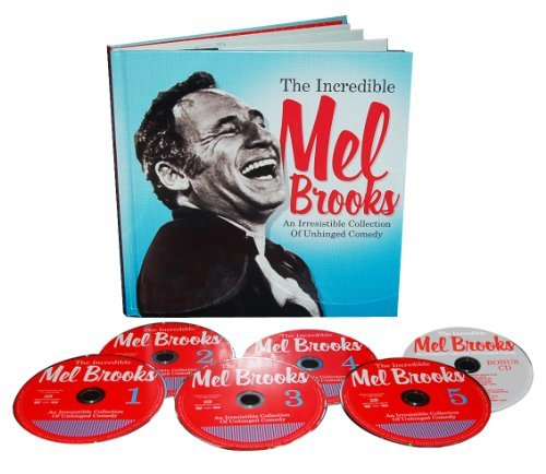 Incredible Mel Brooks The An Brooks Mel Nr 5 DVD Incl. CD
