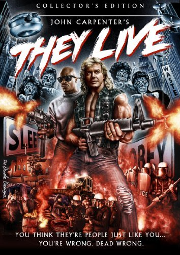 They Live Piper David Foster DVD R