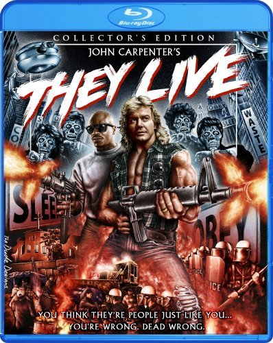 They Live Piper David Foster Blu Ray R