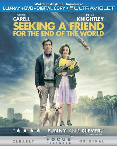 Seeking A Friend For The End O Carell Knightley R Incl. DVD