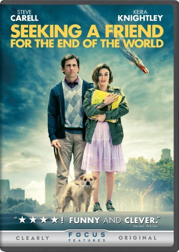 Seeking A Friend For The End Of The World Carell Knightley DVD R