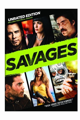 Savages Kitsch Lively Travolta DVD R Ws