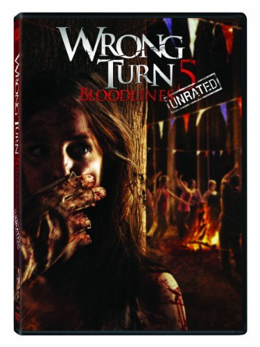 Wrong Turn 5 Bloodlines Wrong Turn 5 Bloodlines DVD Ur Ws
