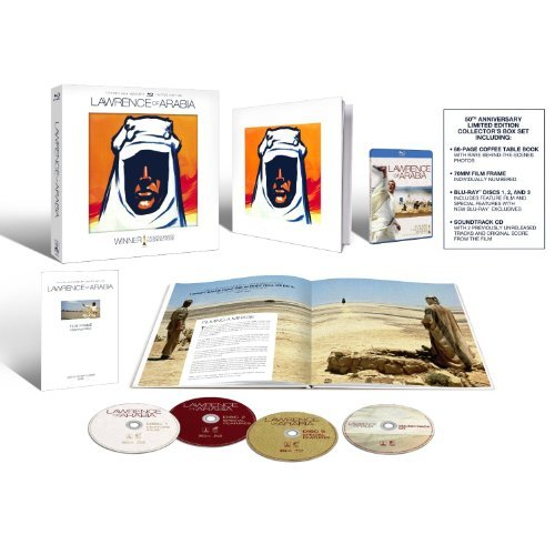 Lawrence Of Arabia O'toole Guinness Sharif Quinn Blu Ray Ws Pg 3 Br