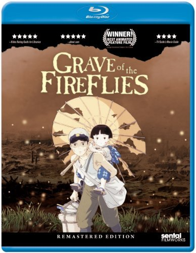 Grave Of The Fireflies Studio Ghibli Blu Ray Nr