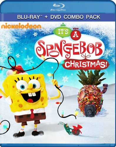 It's A Spongebob Squarepants Christmas Spongebob Squarepants Blu Ray Ws Nr DVD Dc