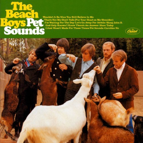 Beach Boys Pet Sounds (mono & Stereo Rema Remastered Digipak Book