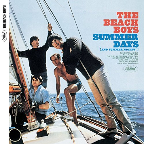 Beach Boys Summer Days (and Summer Nights Remastered Digipak Book