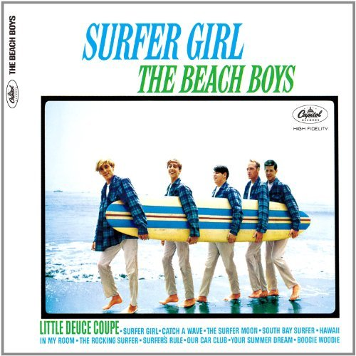 Beach Boys Surfer Girl (mono & Stereo Rem Remastered Digipak Book
