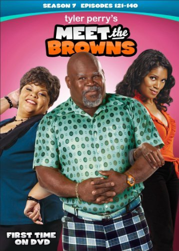 Meet The Browns Season 7 Tyler Perry DVD