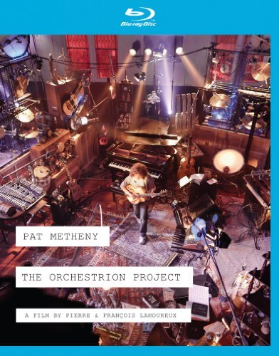 Pat Metheny Pat Methany Orchestrion Projec Blu Ray 3d Nr