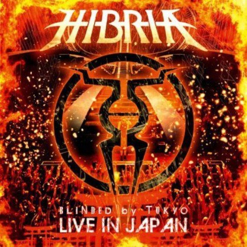 Hibria Blinded By Tokyo Live In Japan 2 CD