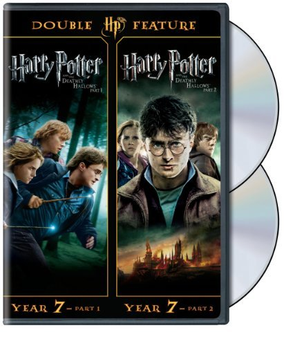 Harry Potter Year 7 Radcliffe Grint Watson Nr 2 DVD