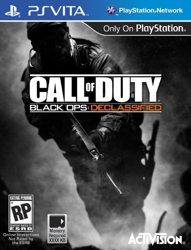 Playstation Vita Call Of Duty Black Ops Declassified
