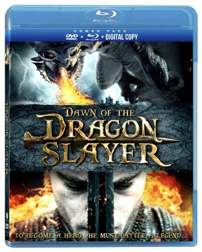 Dawn Of The Dragon Slayer Mcwilliams Posener Brodie Blu Ray Ws Pg13 Incl. DVD