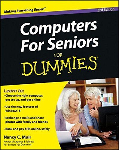 Nancy C. Muir Computers For Seniors For Dummies 0003 Edition;